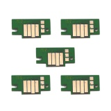 Чипы для Canon imagePROGRAF TX-4000, TX-3000, TX-2000 (картриджи PFI-110 / PFI-310/ PFI-710), комплект 5 цветов
