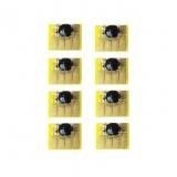 Чипы для картриджей (ПЗК/ДЗК) HP 70 для HP DesignJet Z2100, Z5200 (одноразовые), 8 цветов