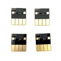 Чипы для HP OfficeJet 6950, Pro 6960, 6970 (совм. 903, 907), совместимые, не обнуляемые, комплект 4 цвета по цене 1390 руб.