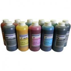 Ультрахромные чернила для Epson Stylus Pro 7900, 4900, 9900, 7910, 4910, 9910, Surecolor SC-P9000, SC-P7000, Ultrachrome, пигментные, комплект 11 цветов по 1 литру , DCTec