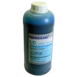 Чернила светло-голубые DCTec для Epson Stylus Pro 4880, 7890, 3880, 7880, 9890, 4900, 3800, 7900, 9900, 9880, 11880, WT7900, Photo R3000, R2880, SureColor SC-P6000, SC-P8000, SC-P7000, SC-P9000, SC-P5000 (Light Cyan) водные, 1 литр