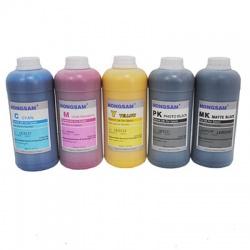 Комплект чернил для Epson Stylus Pro 7700, 9700, Epson SureColor SC-T3200, SC-T3000, SC-T7000, SC-T5200, SC-T7200, SC-T5000 Ultrachrome ультрахромные, водные, 5 штук по 1 литру, DCTec
