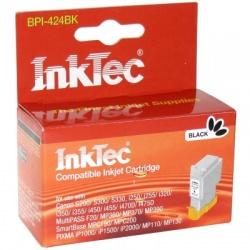 Картридж для Canon iP1000, iP1500, s200, i250, iP2000, i350, i320, MP110, MP130, i455, MPC190, MP390 совместимый черный Inktec BPI-424BK (BCI-24BK Black)