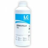 Чернила водорастворимые светло-синие для R200, R210, R220, R230, R310, R300, R320, R340, RX600, RX700 InkTec (E0005-1LLC) Light Cyan 1000мл