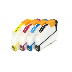 Перезаправляемые нано-картриджи Bursten Nano 2 для EPSON Stylus C63, C65, C83, C85, CX6300, CX6500 (T0461, T0472, T0473, T0474)