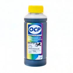 Чернила OCP черные для HP Officejet Pro 8000, 8500, 8500A для картриджей HP 940, 940XL, BKP 272, Black, пигментные, 100 мл