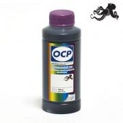 Чернила черные OCP для картриджей Brother LC1240, LC1280, LC563, LC565, LC567, LC569, LC665, LC667, LC900, LC960, LC970, LC980, LC985, LC1000, LC1100, (BKP 45) Black, пигментные, 100 мл