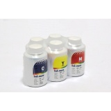 Чернила Ink-Mate для C5380, C5383, D5460, C6375, C6380, C6383, D5460, D5463, D7560, B8550, Pro B8553, B109c, замена HP Vivera 178, пигмент+водные, комплект 5 х 70 мл.