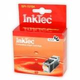 Картридж для Canon PIXMA MX7600, iX7000 InkTec BPI-707BK (PGI-7BK) Black пигментный черный