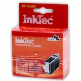 Картридж для Canon PIXMA iP4200, MP520, iP4500, iP4300, MP510, iP5200, iP3300, iP3500, iP5300, MP610, iX4000, MP600, MP500, MX700, MP800, MP810, MP530, MP970, iX5000, MP830, MX850, MP950, MP960 совместимый InkTec, BPI-505BK (PGI-5BK), чёрный Black