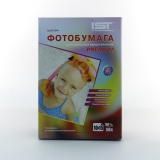 Фотобумага IST Premium полуглянец односторонняя, 10х15, 190 гр/м2, 50 листов