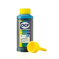 Чернила OCP для HP OfficeJet Pro K8600, K5400, K550, L7580, L7480, L7680, L7590, L7780 (под картриджи 18, 88), OCP C 126 водные, голубые Cyan, 100 мл