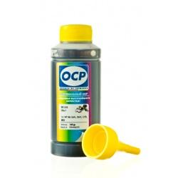 Чернила OCP серии BK 143, для заправки картриджей HP Vivera Photo black 178, фото чёрные, водорастворимые, 100 мл