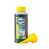 Чернила OCP для HP Designjet 500 (plus), 510, 111, 110 (plus/nr), 800, 500ps, 430, 70, 100, 120, Deskjet 1280, 5550, 1220, 6122, PSC 750, Photosmart 7150 (под картриджи 10, 13, 15, 20, 29, 40, 45, 82), OCP C 120 водные, голубые Cyan, 100 мл