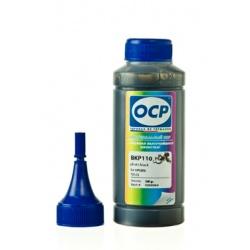 Чернила OCP BKP 110, для принтеров Epson Stylus Photo R800, R1800, R1900, R2000 (картриджи T0541, T0871), фото чёрные, Photo Black, пигментные, 1 литр