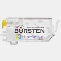 Перезаправляемый нано-картридж Bursten NANO 2 для Canon PIXMA MG6240, MG6140, MG8240, MG8140 (CLI-426GY GREY), заправляемый серый