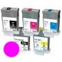 Картридж PFI-104M для Canon imagePROGRAF iPF650, iPF655, iPF750, iPF755, iPF760, iPF765  Magenta, совместимый, 130 мл