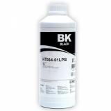 Чернила чёрные для HP Photosmart C5380, C5383, C6375, C6383, D5460, D5463, D7560, Pro B8550, B8552 (под HP 178) водные InkTec Photo Black, 1 литр