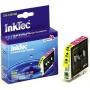 Картридж для Epson Stylus C86, CX6600, C84, CX6400, C64, CX3650, CX3600, CX4600, C66 совместимый пурпурный InkTec EPI-10044M (T0443) Magenta