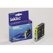 Картридж для Epson Stylus Photo R240, R245, R250, RX420, R430, RX425, RX520, RX530 совместимый черный InkTec EPI-10055B (T0551) Black