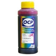 Чернила пурпурные OCP для HP Officejet Pro 8600, 8100, 6700, 6100, 6600, 7110, 7510, 7610, 7612, 7512 (для картриджей HP 932, 933, 933XL, 950, 950XL), Magenta, пигментные, 100 мл