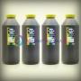 Комплект чернил OCP для HP DesignJet 500, 510, 800, 815, 820, K850 для картриджей HP 10, 11, 82, 4 x 1000 гр. (4*1 литр)