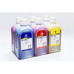Экосольвентные чернила Ink-Mate для Roland, Mutoh, Mimaki (ECO Solvent Ink ECIM 540), комплект 6 x 1 литр