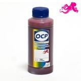 Чернила OCP MP 110 Magenta пурпурные пигментные для Epson R1900, R2000, R1800, R800, картриджи T0543, T1593, T0873 100гр
