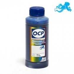 Чернила светло-голубые пигментные OCP CPL 118 для Epson Stylus Photo 2100 (для картриджей T0345), Light Cyan, 100 гр