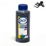 Чернила OCP BKP 114 фото черные  пигментные для Epson Stylus Photo 2100, (T0341) Photo Black, 100 gr