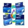 Комплект картриджей InkTec для Epson Stylus C91, CX4300, T26, TX106, TX109, TX117, TX119, 4 шт, неоригинальные
