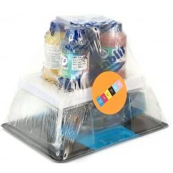 Набор для HP OfficeJet 7000, 6000, 6500, 7500a, 6500a, 7500 (HP920) перезаправляемые нано-картриджи (ПЗК) с комплектом чернил OCP по 100 мл + черные чернила в подарок