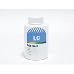 Чернила Ink-Mate светло-голубые Light Cyan для принтеров Epson L800, L805, L1800, L850, L810 Фабрика Печати (T6735), водные 70 мл