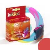 Картридж для Canon Pixma iP4000, iP5000, iP3000, iP6000D, iP8500, MP780, MP760, MP750, i560, i9950 совместимый пурпурный InkTec BPI-806M, (BCI-5M, BCI-6M), Magenta