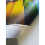 Фотобумага IST Premium холст глянцевая односторонняя для художественной печати, 400гр/м, А4 (21х29.7), 1 лист