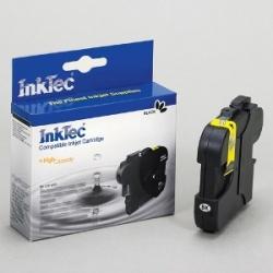 Картридж черный для Brother DCP-J315W, MFC-J265W, DCP-J515W, DCP-J140W, MFC-J220, MFC-J410, MFC-J415W, DCP-J125, совместимый InkTec BCI-0985HBK (LC39BK, LC985BK)