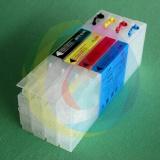Перезаправляемые картриджи (ПЗК/ДЗК) для Epson Stylus Pro 4450, 4 x 300 мл., с чипами