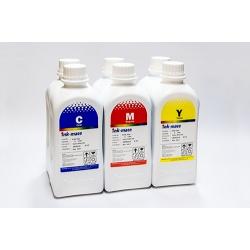 Чернила Ink-Mate для принтеров Epson Stylus Photo T50, 1410, TX650, TX700W, RX590, RX610, P50, RX700, PX660, PX650, водорастворимые EIM 290, комплект 6 х 1000 мл.