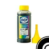 Чернила черные OCP для HP Designjet 130, 90, HP Photosmart C5183, C6283, D7163, 8253, D7263, C7283, 3213, D7463, 3313, D7363, C6183, C8183, C7183, 3110, 3210, C5180, C5185, C5175, 3310, D6160, D6163 (картриджи HP Vivera 177) BK 90 Black водные, 100 мл