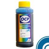 Чернила синие для HP Designjet 130, 90, Photosmart C5183, C6283, D7163, 8253, D7263, C7283, 3213, D7463, 3313, D7363, C6183, C8183, C7183, 3110, 3210, C5180, C5185, C5175, 3310, D6160, D6163 (картриджи HP Vivera 177, 85, 141) OCP C 93 Cyan, водные, 100 мл