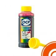 Чернила OCP для HP Deskjet Ink Advantage 3525, 4615, 4625, 5525, 6525 (под картриджи 655, 685), OCP M 343 водные, пурпурные Magenta, 100 мл