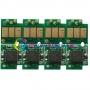 Чипы для Brother MFC-J5920DW (совм. LC22EBK, LC22EC, LC22EM, LC22EY), автоматически обнуляемые, для ПЗК и СНПЧ, комплект 4 цвета