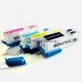 Перезаправляемые нано-картриджи Bursten Nano 2 для Epson Expression Premium XP-600, XP-605, XP-700, XP-800, с чипами