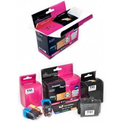 Заправка для Canon MP210, MP160, MP140, MP190, iP1800, MP220, MP150, iP1900, iP1600, MP180, iP2200, MP170, iP2600, MX300, iP2500, iP1200, MP450, iP1700, MX310, MP460, iP1300, Plug-n-Print  для картриджей CL-41, CL-51, Color