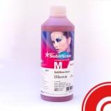 Чернила сублимационные для Epson, InkTec (DTI03-1LM) Magenta, пурпурные литровые, 1000 мл