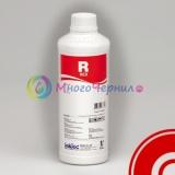 Чернила сублимационные для Epson, InkTec (DTI08-1LR) Red, литровые красные, 1000 мл