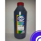 Чернила OCP для HP Designjet 500 (plus), 510, 111, 110 (plus/nr), 800, 500ps, 430, 70, 100, 120, Deskjet 1280, 5550, 1220, 6122, PSC 750, Photosmart 7150 (под картриджи 10, 13, 15, 20, 29, 40, 45, 82), OCP C 120 водные, голубые Cyan, 1 литр