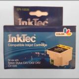 Картридж для Epson Stylus C45, C43, C41 совместимый цветной InkTec EPI-10039 (T039) Color