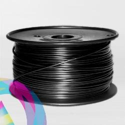 PLA пластик черный (black) для 3D-принтеров Makerbot, Wanhao, Cube, UP! mini, UP Plus, Picaso 3D Builder/Designer, Witbox и др., диаметр нити 1,75 мм, 1 кг
