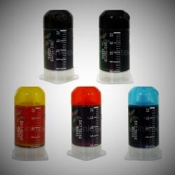 Комплект чернил InkTec для HP 178 и HP 920, 5 x 20 мл, пигментные и водорастворимые (H7016 Bk, H7017 PBk, H7018C/M/Y).